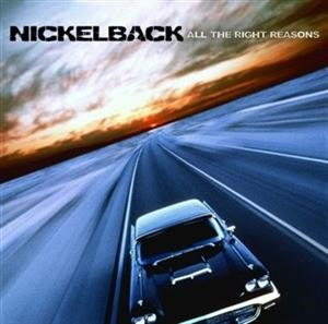Альбом Nickelback - All the Right Reasons