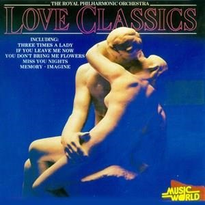 Альбом Royal Philharmonic Orchestra London - Love Classics