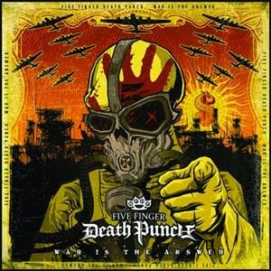 Альбом Five Finger Death Punch - War Is The Answer