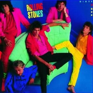 Альбом: The Rolling Stones - Dirty Work