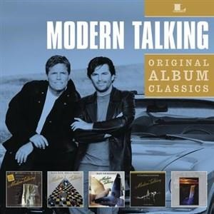 Альбом Modern Talking - Original Album Classics