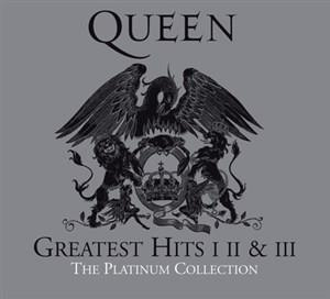 Альбом Queen - The Platinum Collection