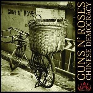 Альбом Guns N' Roses - Chinese Democracy