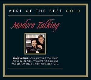 Альбом Modern Talking - Remix Album
