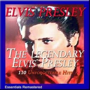 Альбом: Elvis Presley - The Legendary Elvis Presley