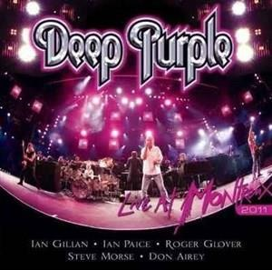 Альбом: Deep Purple - Live at Montreux 2011