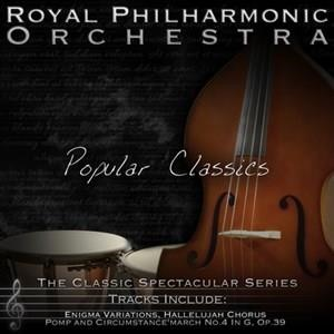 Альбом Royal Philharmonic Orchestra London - Popular Classics