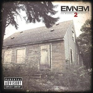 Альбом Eminem - The Marshall Mathers LP2