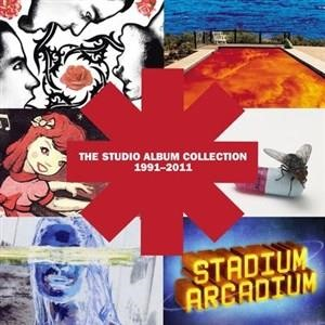Альбом: Red Hot Chili Peppers - The Studio Album Collection 1991-2011