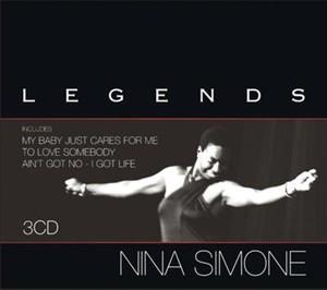 Альбом: Nina Simone - Legends