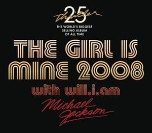 Альбом: Michael Jackson - The Girl Is Mine 2008 with will.i.am