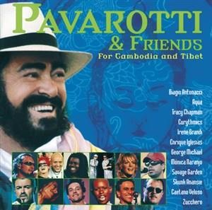 Альбом Enrique Iglesias - Pavarotti & Friends for Cambodia and Tibet
