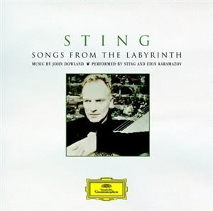 Альбом Sting - Songs From The Labyrinth - Tour Edition