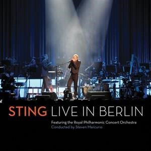 Альбом Sting - Live In Berlin