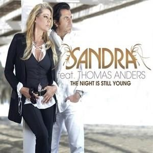 Альбом Sandra - The Night Is Still Young