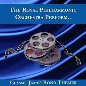 Альбом Royal Philharmonic Orchestra London - The Rpo Perform Classic James Bond Themes