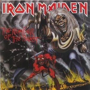 Альбом: Iron Maiden - The Number Of The Beast