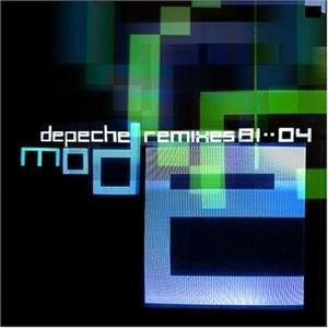 Альбом Depeche Mode - Remixes 81-04