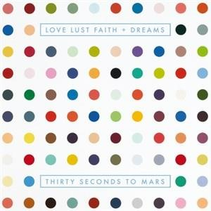 Альбом: Thirty Seconds to Mars - LOVE LUST FAITH + DREAMS