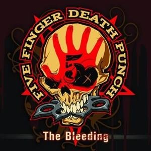 Альбом Five Finger Death Punch - The Bleeding