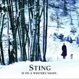Альбом Sting - If On A Winter's Night