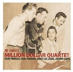 Альбом: Elvis Presley - The Complete Million Dollar Quartet