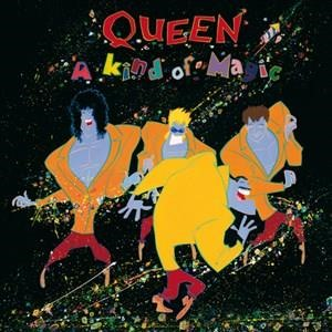 Альбом: Queen - A Kind Of Magic