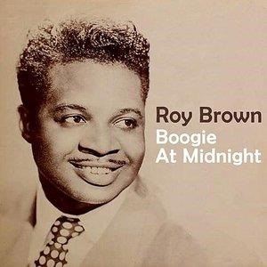 Альбом Roy Brown - Boogie At Midnight