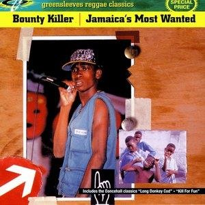 Альбом: Bounty Killer - Jamaica's Most Wanted