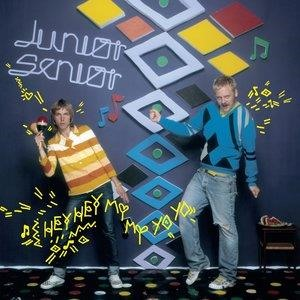 Альбом Junior Senior - Hey Hey My My Yo Yo