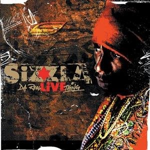 Альбом: Sizzla - Da Real Live Thing