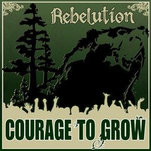 Альбом Rebelution - Courage To Grow