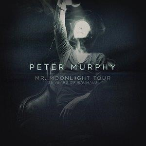 Альбом Peter Murphy - Mr. Moonlight Tour - 35 Years of Bauhaus