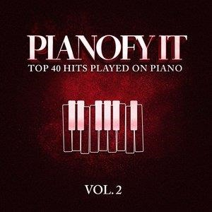 Альбом: Piano Music - Pianofy It, Vol. 2 - Top 40 Hits Played On Piano