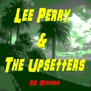 Альбом: The Upsetters - Lee Perry & The Upsetters