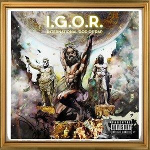 Альбом Big Russian Boss - I.G.O.R. (International God of Rap)