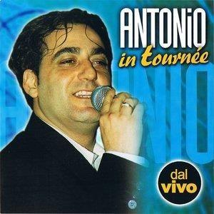 Альбом: Antonio - In tournée