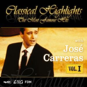 Альбом: José Carreras - Classical Highlights - The Most Famous Hits