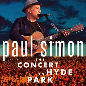 Альбом: Paul Simon - The Concert in Hyde Park