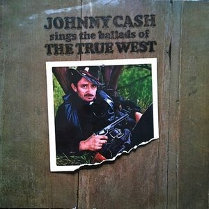 Альбом Johnny Cash - Sings the Ballads of the True West - Vol..2