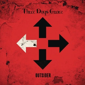 Альбом Three Days Grace - Outsider