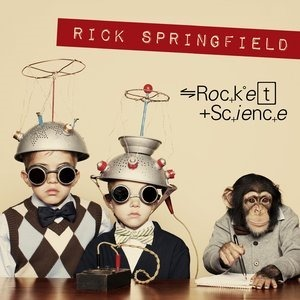 Альбом Rick Springfield - Rocket Science