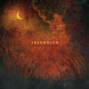 Альбом: Insomnium - Above The Weeping World