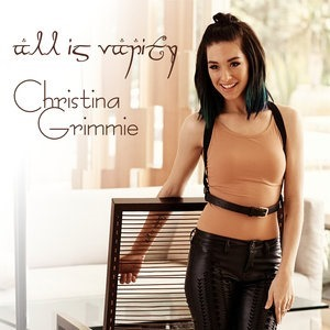 Альбом: Christina Grimmie - All Is Vanity