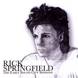 Альбом Rick Springfield - The Early Sound City Sessions