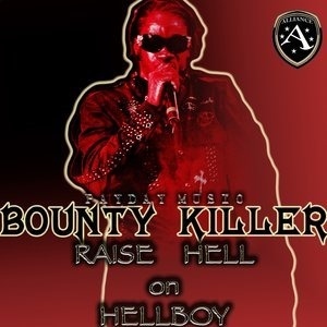 Альбом: Bounty Killer - Raise Hell on Hellboy - EP - Ringtones