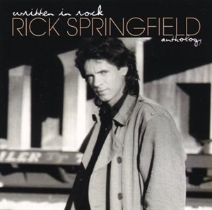 Альбом: Rick Springfield - Written In Rock: The Rick Springfield Anthology