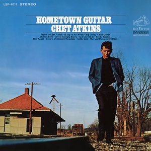 Альбом: Chet Atkins - Hometown Guitar
