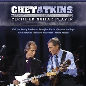 Альбом: Chet Atkins - Chet Atkins Certified Guitar Player