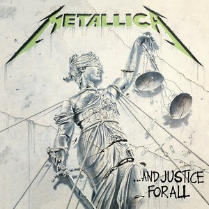 Альбом Metallica - …And Justice for All